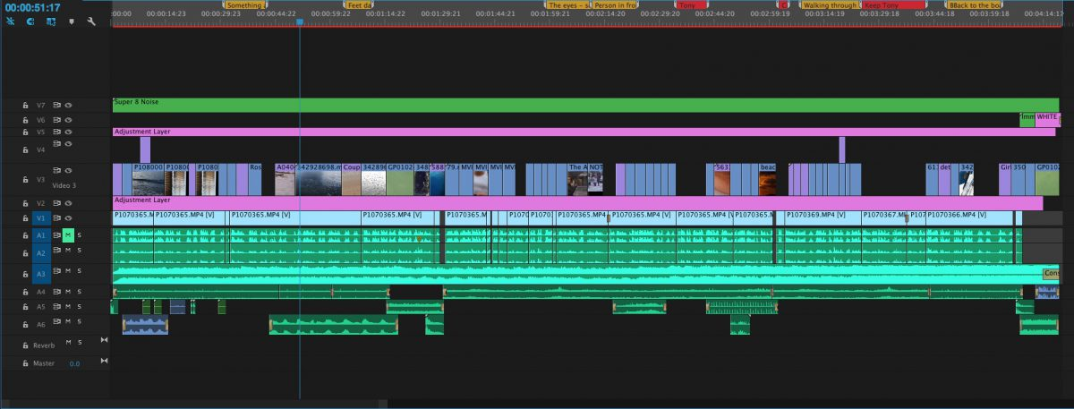 Immerse Timeline